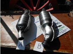 Exhaust catalysts Ferrari 360 - Auspuff - Bild 1